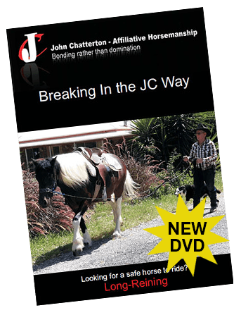 New Breaking-In JC DVD