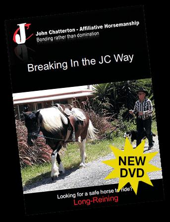 New Breaking-In JC DVD