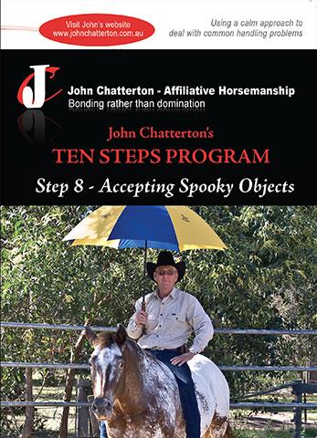 John Chatterton Step 8