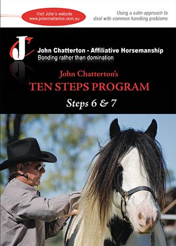 John Chatterton Steps 6 & 7