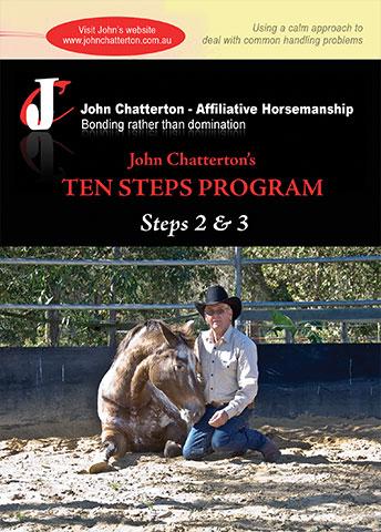 John Chatterton Steps 2 & 3