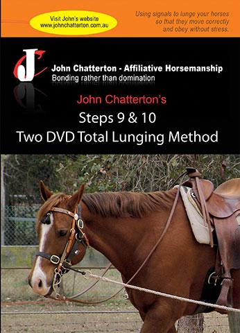 John Chatterton Steps 9 & 10